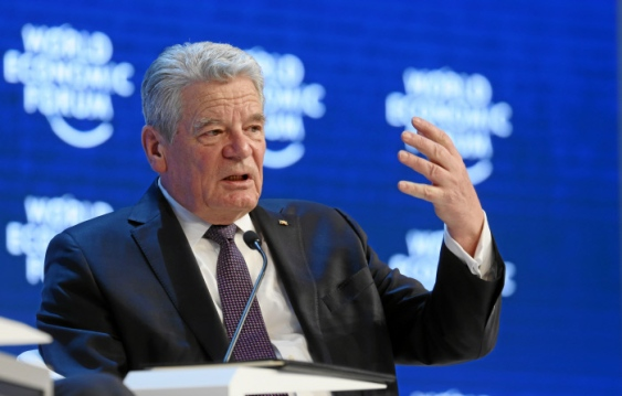 Hoping for Prosperity: Reflections on Flight and Migration to Europe: Joachim Gauck