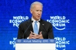 DAVOS/SWITZERLAND, 20JAN16 - Joseph R. Biden Jr, Vice-President of the United States of America speaks during the special session at the Annual Meeting 2016 of the World Economic Forum in Davos, Switzerland, January 20, 2016.    WORLD ECONOMIC FORUM/swiss-image.ch/Photo Remy Steinegger