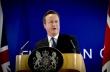 David Cameron, UK's Prime Minister, during the last EU Council  (TV Newsroom European Council, 20/02/2016)