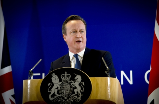 David Cameron UK EU Council