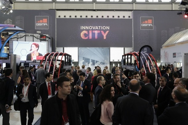 Mobile World Congress 2016 Innovation City