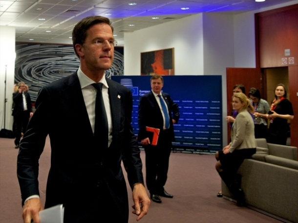 Mark Rutte the Netherlands