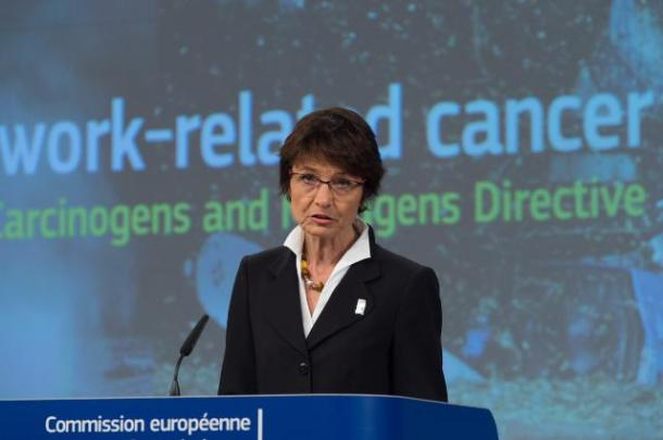 Marianne Thyssen European Commission Unemployment