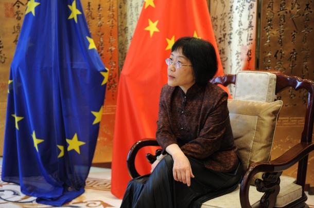 Ambassador Yang Yanyi Chinese Mission to EU.JPG