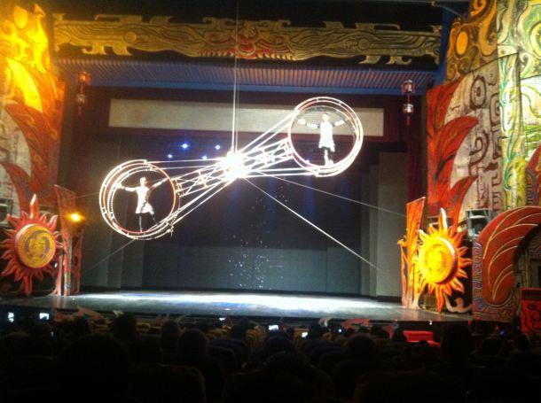 acrobatic show 3