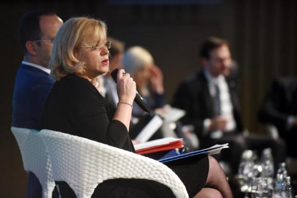 Commissioner Corina Cretu Croatia