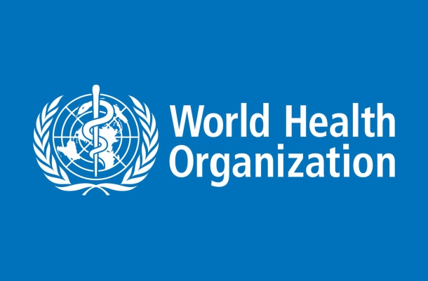 World Health Organisation Logo 2016