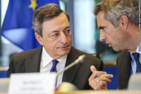 ECON committee meeting. Monetary Dialogue with President of the European Central Bank. Copyright: © European Union 2016 - Source : EP Audiovisual Service . Location: Brussels, Belgium. Date: 26/9/2016