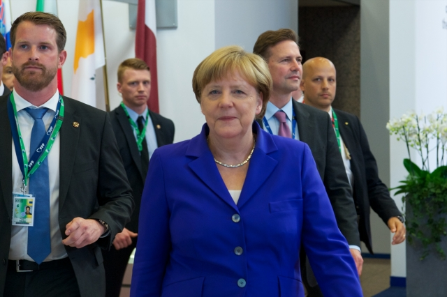 Ms Angela MERKEL, German Federal Chancellor. Location: Brussels - BELGIUM Date: 29/06/2016. © European Union , 2016 / Source: EC – Audiovisual Service
