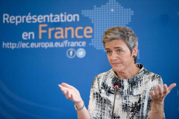 visit-by-margrethe-vestager-member-of-the-ec-to-paris