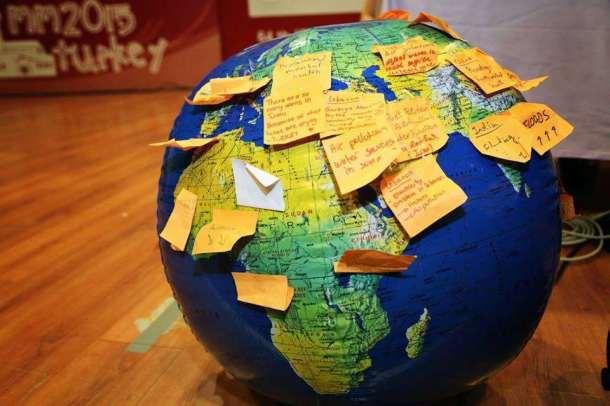 IFMSA Globe