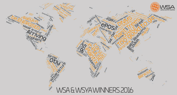 WSA Winners Visual 2016