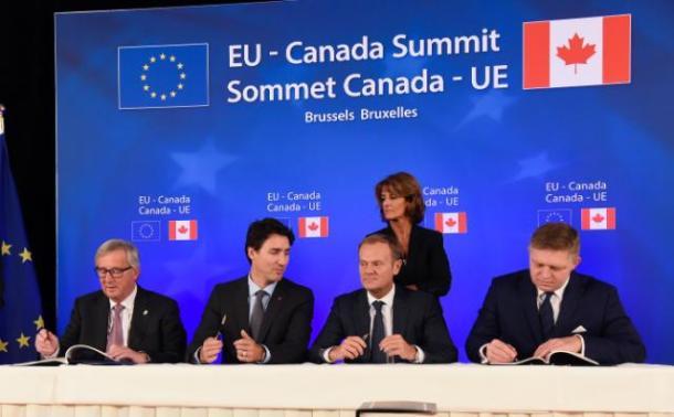 EU Canada FTA