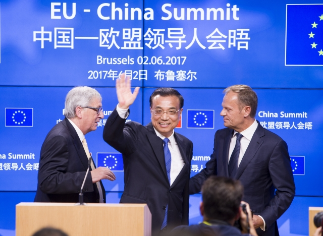 Image result for China-Africa Cooperation sets fine example of South-South Cooperation - Chinese Ambassador to EU