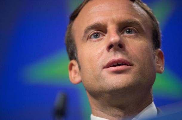 Emanuel Macron France 2017