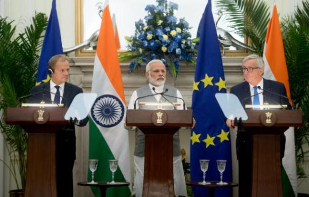Eu India Summit Will The Eu Manage To Sign A Free Trade Agreement
