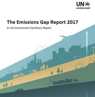 UNEP Emission Gap Report