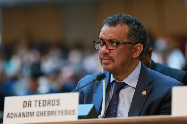 Dr Tedros WHO__