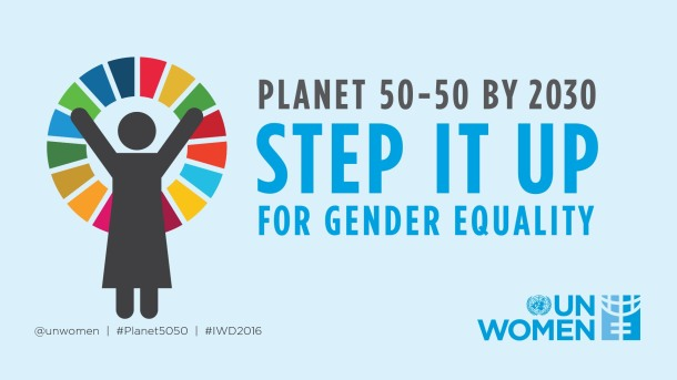 Gender Equality 2018 UN Women