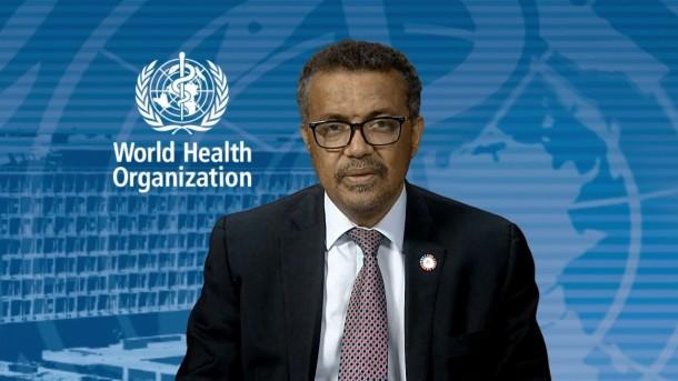 World Health Organisation Dr Tedros