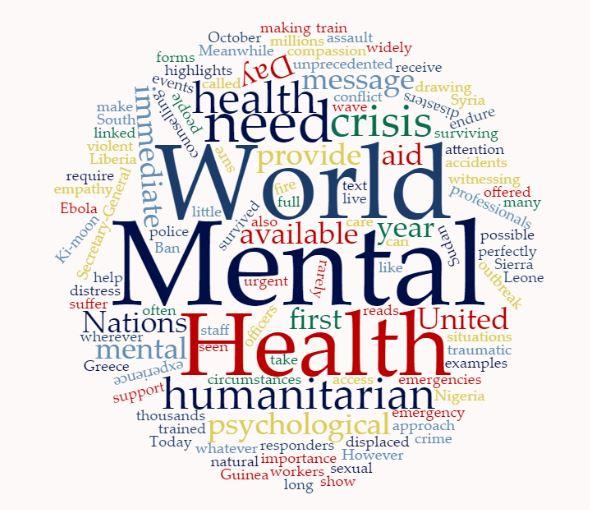 Mental Health 2018 UN