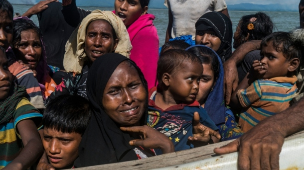 UNHCR 2018 photo Rohingya