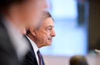 European Parliament, Committee on Economic and Monetary Affairs. Monetary Dialogue with Mario Draghi, President of the European Central Bank, 26/02/2018. (European Parliament Audiovisual Services).
