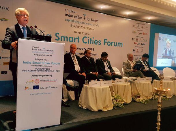 India m2m + iot Forum 2018 I