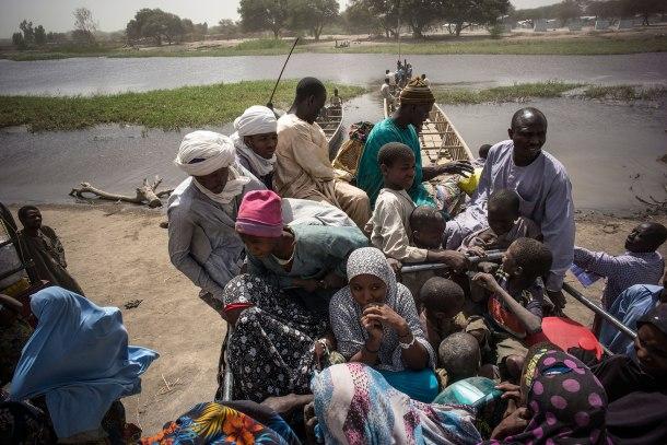 Nigeria Chad UNHCR