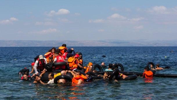 Refugee Crisis EU UNHCR