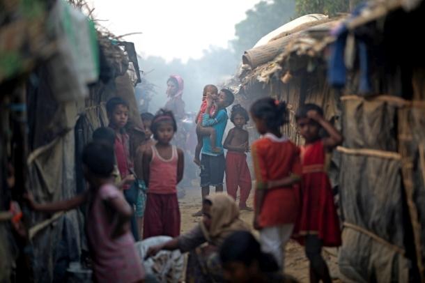 UNHCR Rohingya Refugees
