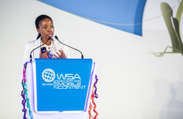 WSA mobile Global Congress Abu Dhabi 2014 Speech by Rapelang Rabana