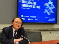 Mr Fulai Sheng, UN Environment senior economist (UN Environment, 2018)