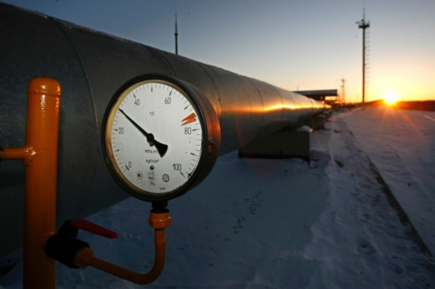 Sudzha gas metering station at Russian-Ukrainian border (Copyright: Gazprom, 2015 / Gazprom's website, Media)