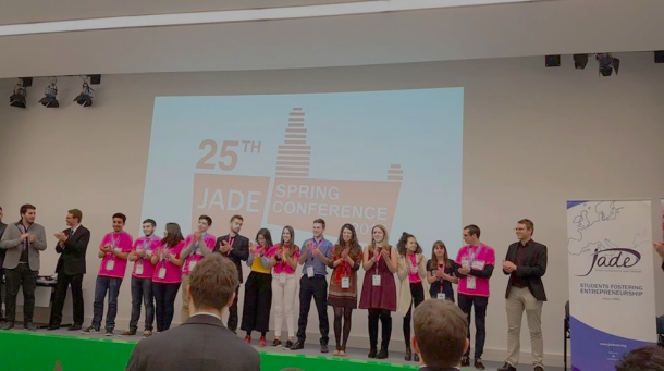 JADE Spring Conference 2018