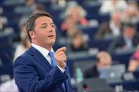 Matteo Renzi presents Italian Presidency's priorities to MEPs © European Union 2014 - European Parliament