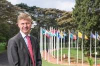 Mr Erik Solheim is the Executive Director of UN Environment and Under-Secretary-General of the United Nations. (UN Environment, 2018)