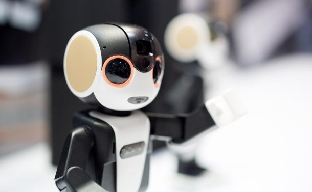 ITU Telecom World Robot