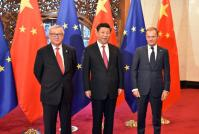 EU/China Summit, 12-13/07/2016 Date: 12/07/2016. Location: Beijing - Diaoyutai State Guesthouse. © European Union , 2016 Source: EC - Audiovisual Service. Photo: Olli Geibel
