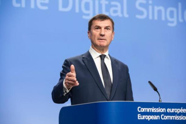 Andrus Ansip European Commission