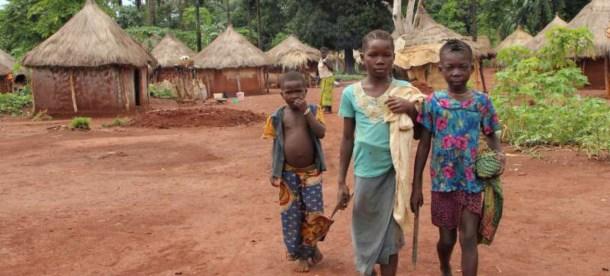 Central Africa Republic 2018