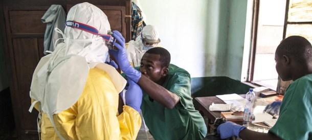 Ebola Congo 2018