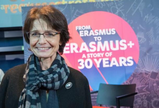 Marianne Thyssen Erasmus +