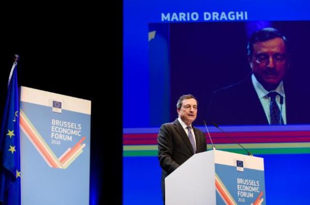 Mario Draghi 2018