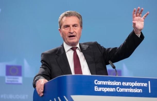 Oettinger 2019 Budget