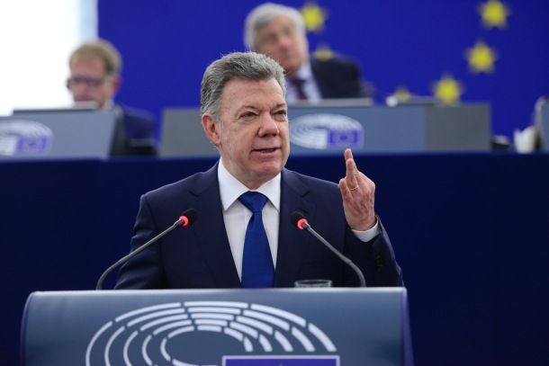President Santos 2018