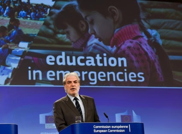 Stylianides 2018 Education