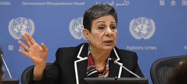 UN Palestine 2018