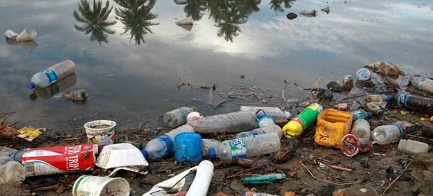 UN Plastic Pollution 2018