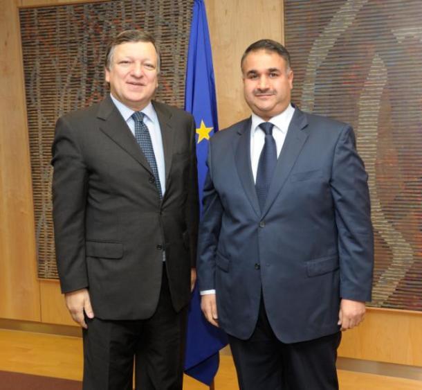 Bahrain EU Barroso